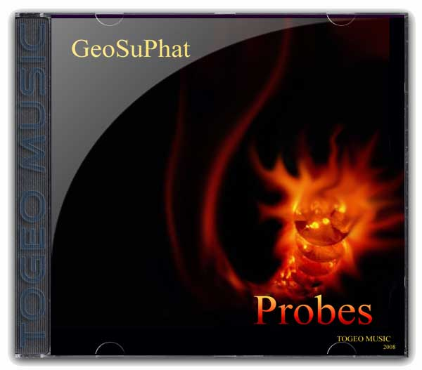 GeoSuPhat - Probes cd cover art
