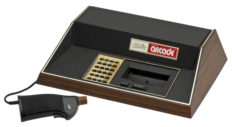Bally-Arcade-Console Internet Archive puts classic console games online such as the Atari 2600 and others