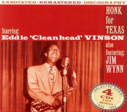 Eddie Cleanhead Vinson - Things Ain't What They Used to Be