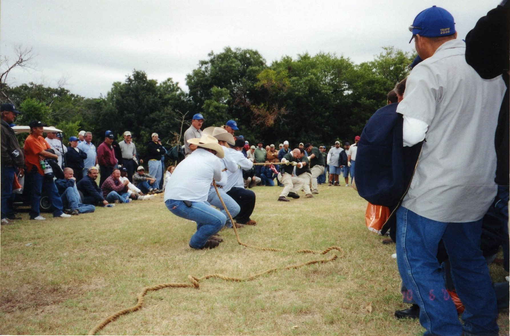 Tug of War, Parks Rodeo, 2005.