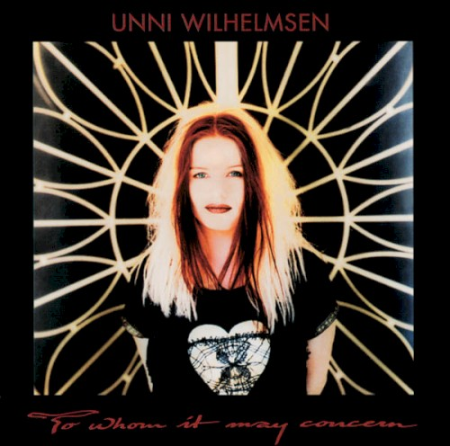 Unni Wilhelmsen - Won't go near you again