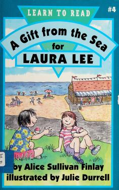 Cover of: A gift from the sea for Laura Lee | Alice Sullivan Finlay