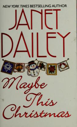 Cover of: Maybe this Christmas | Janet Dailey