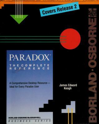 Cover of: Paradox | James Edward Keogh