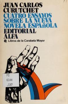 Cover of: A partir de Luis Martín Santos | Juan Carlos Curutchet