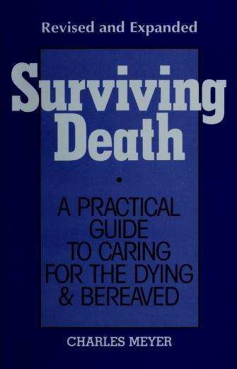 Cover of: Surviving death | Meyer, Charles